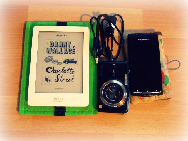 Packliste-Wandern_Elektronisches