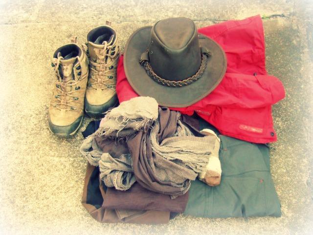 Packliste-Wandern_Kleidung