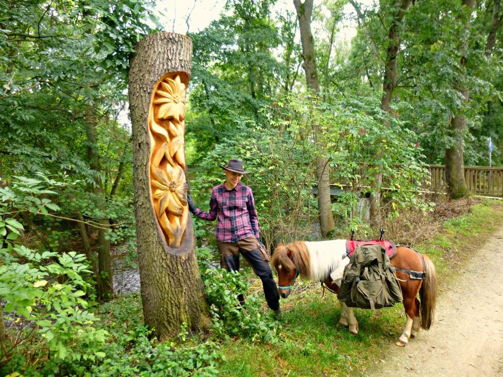 Schnitzerei - Wandersleben