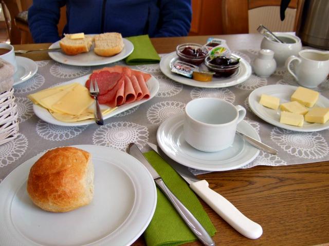 Kastanienhof-Zeulenroda-Frühstück