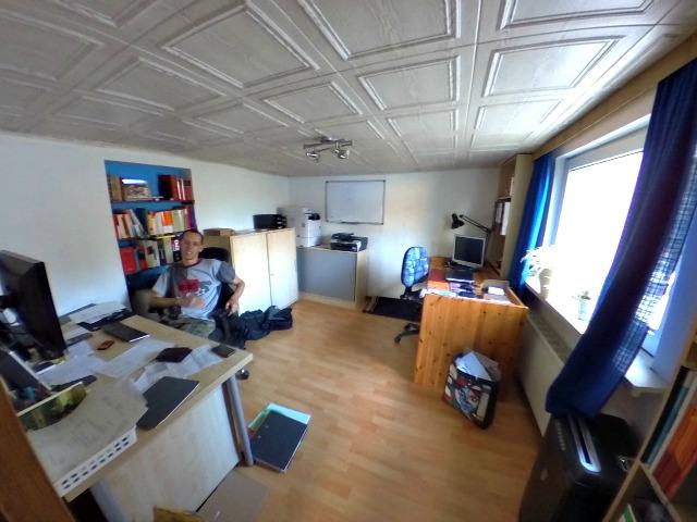 Elmo QBiC Büro