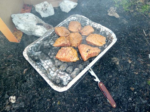 Griller Outdoor Rezept Essen