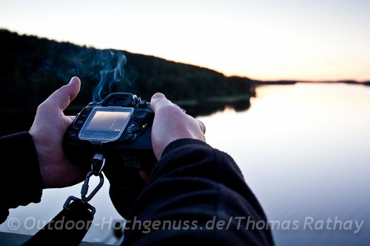 Outdoor Fotoapparat