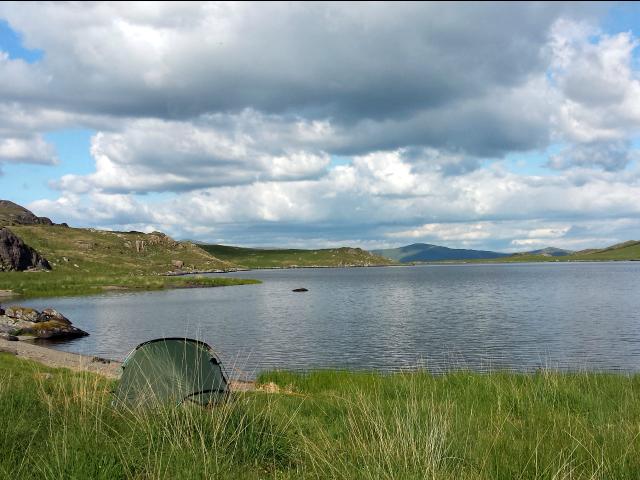 Schönste Outdoor-Unterkunft Irland