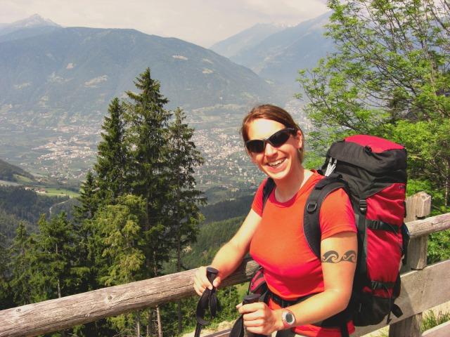 Schönste Wanderroute - Alpenüberquerung