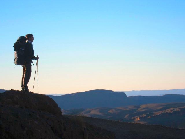 Schönste Wanderroute - Marokko