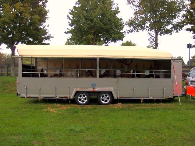 Shetty Festival Transporter