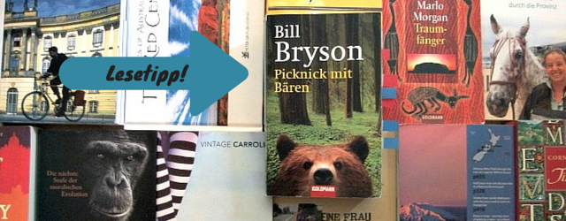 Bill Bryson Picknick mit Bären