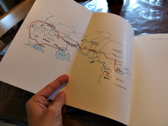 Vagabonda Karte