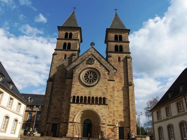 Mullerthal Echternach Basilika