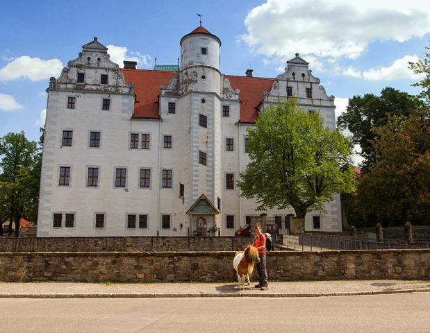 Schloss Sachsen