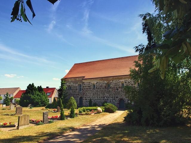 Feldsteinkirche Hoher Fläming