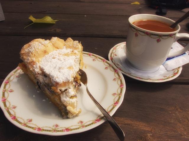 Baiser-Kuchen