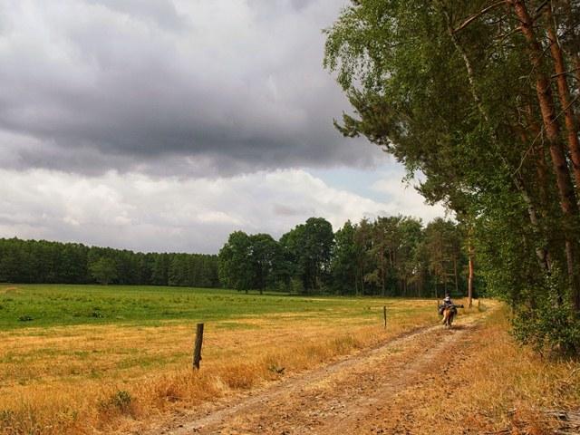 Burgenwanderweg Hoher Fläming