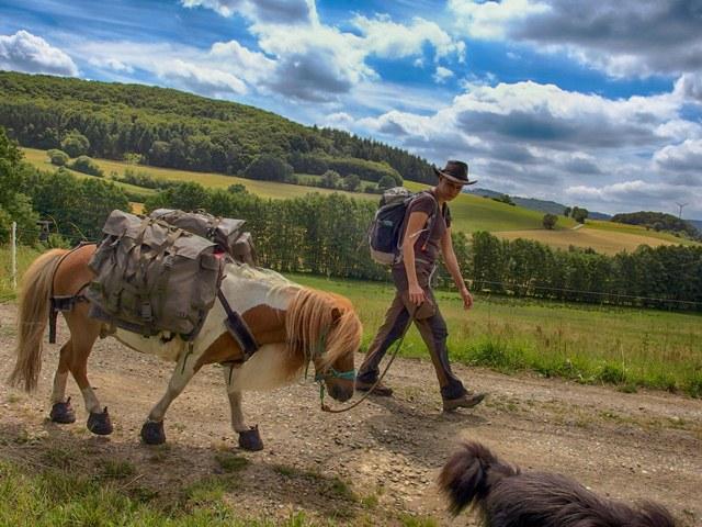 Wandern auf dem Lahn-Dill-Berglandpfad