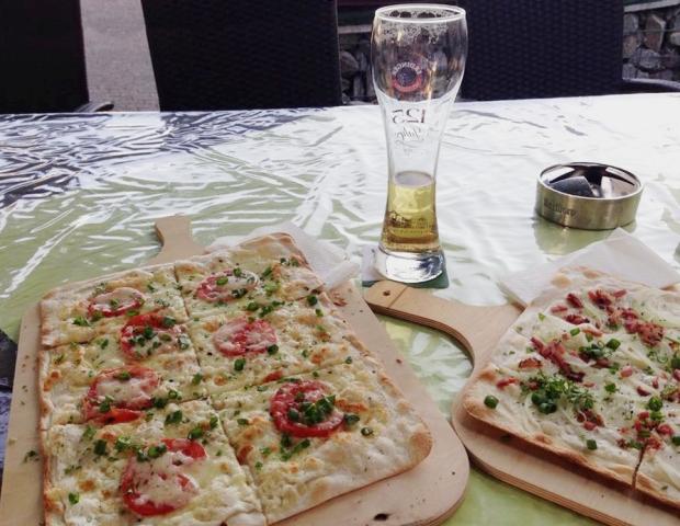 Flammkuchen Gaststätte Oberndorf
