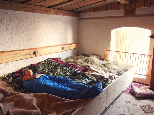 Übernachtung im Heu Oberndorf