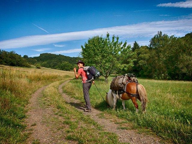 Wandern Lahn-Dill-Bergland in Hessen