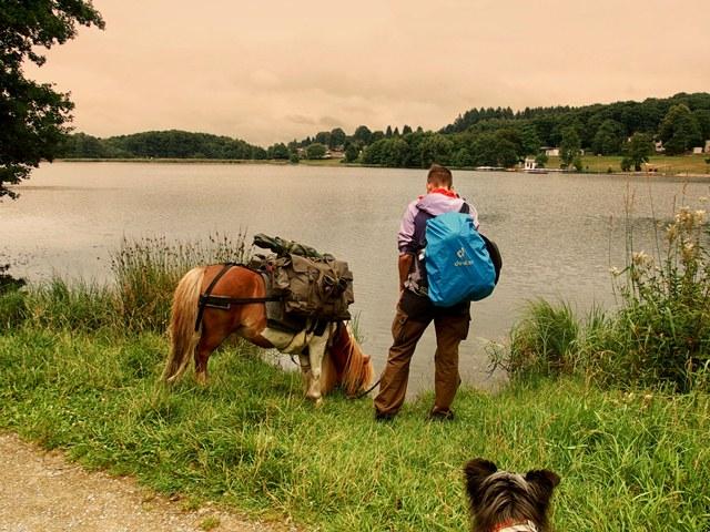 Westerwaldsteig See
