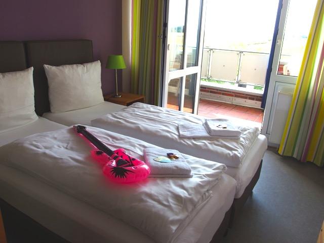DJH Resort Neuharlingersiel Zimmer
