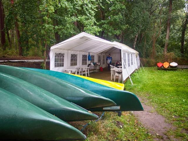 Campingplatz Leppinsee Mecklenburgische Kleinseenplatte