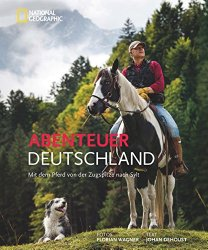 Wanderbücher Abenteuer Deutschland