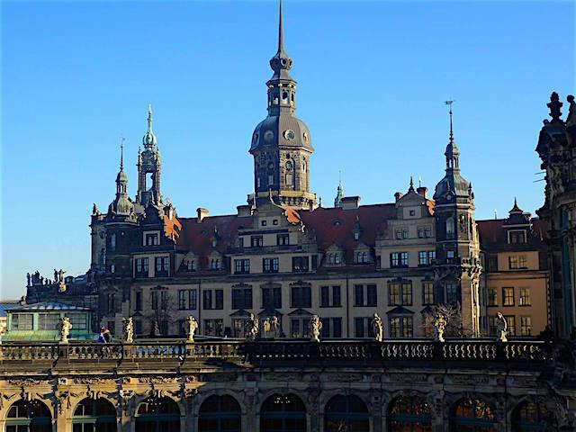 Dresden als Reiseziel
