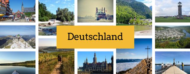 Die schönsten Orte Deutschlands