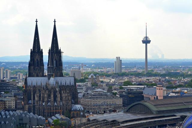 Köln als Reiseziel in Deutschland