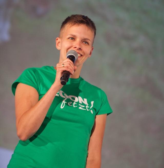 Sarah Lorenz Vorträge
