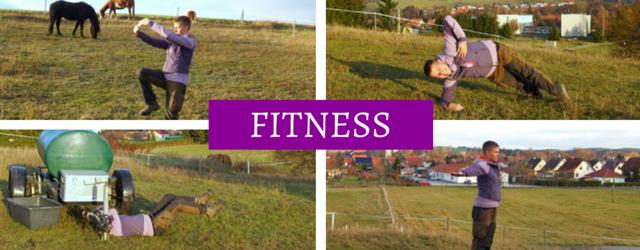 FITNESS Übungen zum Wandern