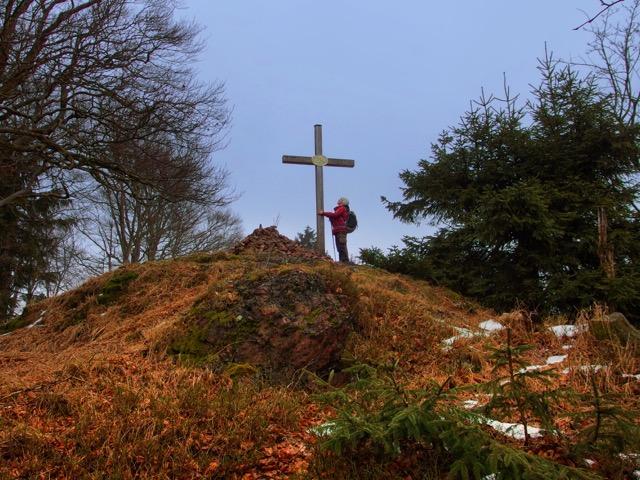 Gipfelkreuz Haderholzstein