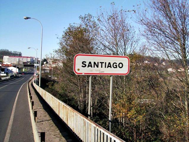 Angekommen in Santiago