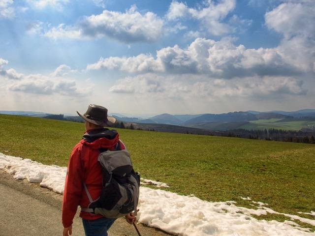 Wandern im Sauerland im Winter