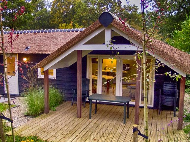 Bospark de Heivlinder Ferienhaus
