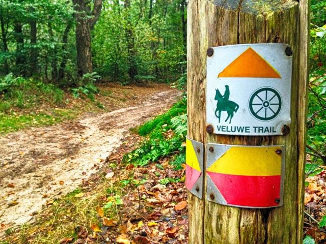 Veluwe Trail Reitweg
